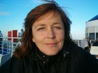 Portret Jolanda bij testimonial